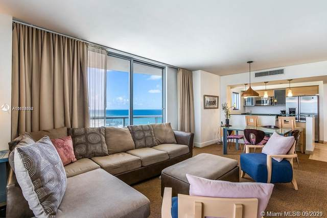 18683 Collins Ave #1007, Sunny Isles Beach, FL 33160 (MLS #A11104892) :: Castelli Real Estate Services