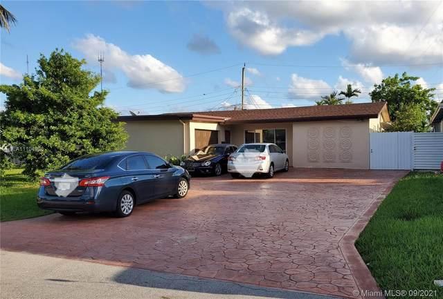 6740 Rose Dr, Miramar, FL 33023 (MLS #A11104906) :: All Florida Home Team
