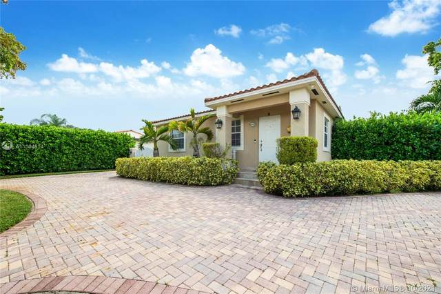 6486 SW 9th St, West Miami, FL 33144 (#A11104914) :: Posh Properties