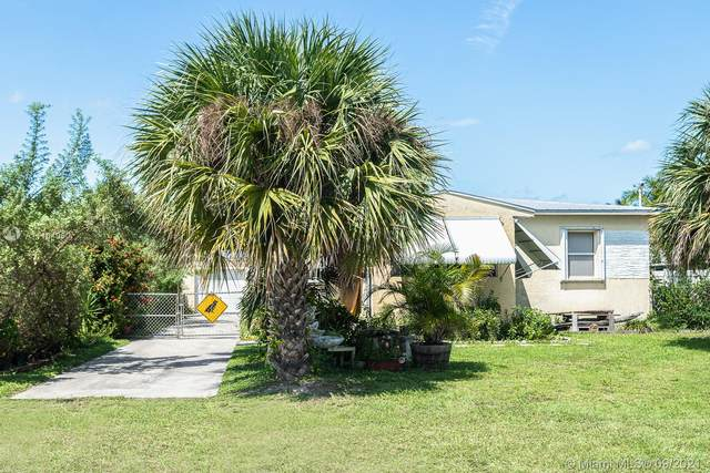 1706 Saint Lucie Ct, Fort Pierce, FL 34949 (MLS #A11104950) :: ONE   Sotheby's International Realty
