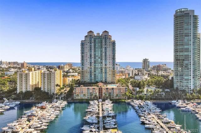 90 Alton Rd #2809, Miami Beach, FL 33139 (MLS #A11104960) :: The MPH Team