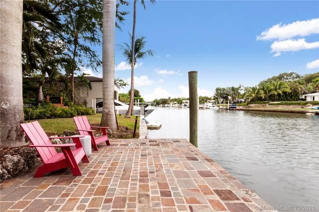 5724 Riviera Dr, Coral Gables, FL 33146 (MLS #A11105003) :: Re/Max PowerPro Realty