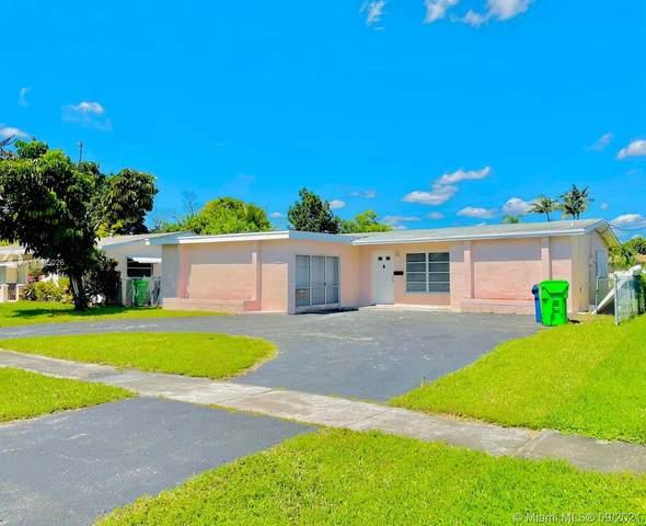 7041 NW 24th Ct, Sunrise, FL 33313 (#A11105026) :: Posh Properties