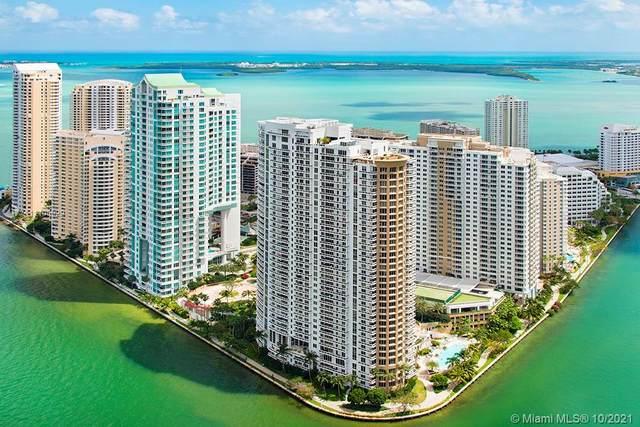 901 Brickell Key Blvd #304, Miami, FL 33131 (MLS #A11105029) :: Castelli Real Estate Services