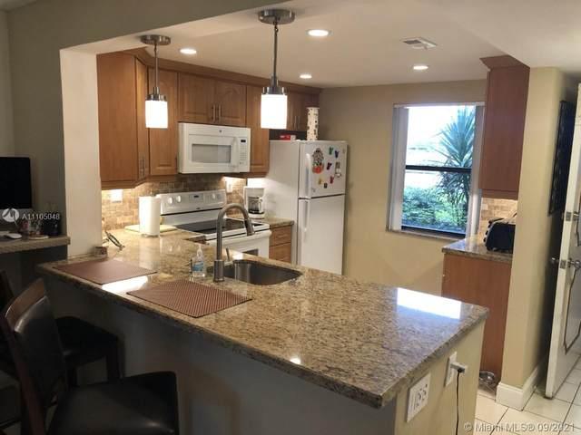 7750 W Mcnab Rd #114, Tamarac, FL 33321 (MLS #A11105048) :: Green Realty Properties