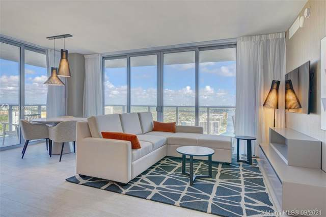4010 S Ocean Dr R2502, Hollywood, FL 33019 (MLS #A11105081) :: Castelli Real Estate Services