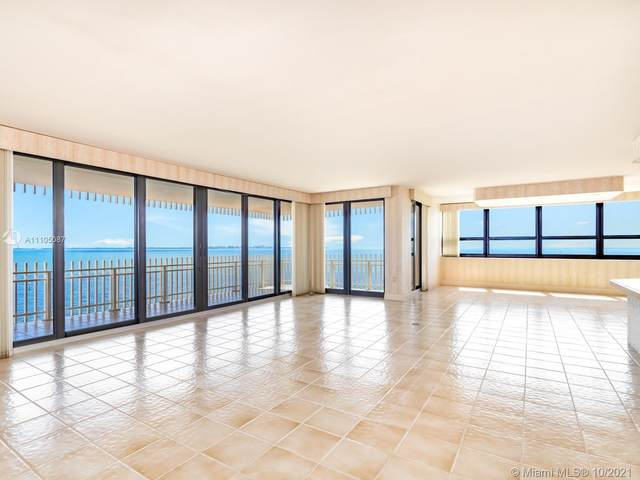 3 Grove Isle Dr C701, Miami, FL 33133 (MLS #A11105087) :: The Jack Coden Group