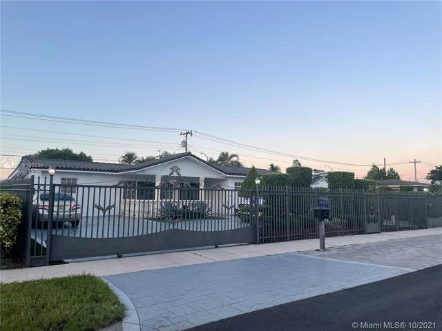5965 NW 113th Ter, Hialeah, FL 33012 (MLS #A11105095) :: ONE   Sotheby's International Realty