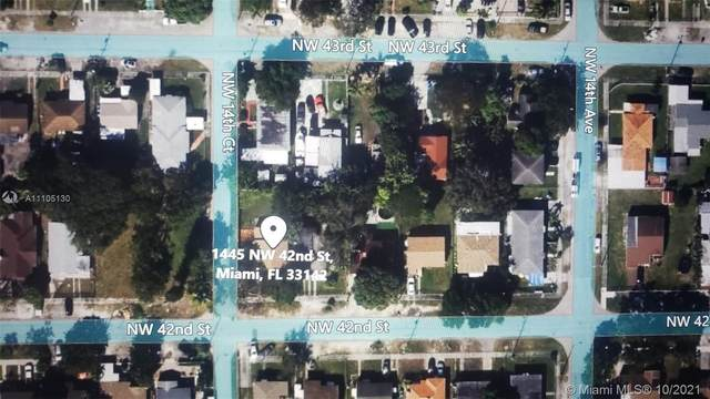 1445 NW 42nd St, Miami, FL 33142 (MLS #A11105130) :: Re/Max PowerPro Realty