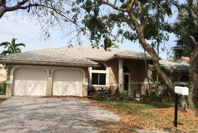 4632 NW 100th Ter, Coral Springs, FL 33076 (MLS #A11105154) :: Castelli Real Estate Services