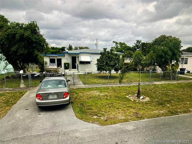 1575 NW 123rd St, North Miami, FL 33167 (MLS #A11105188) :: ONE   Sotheby's International Realty