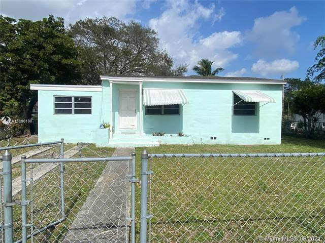1585 NW 123rd St, North Miami, FL 33167 (MLS #A11105196) :: ONE   Sotheby's International Realty