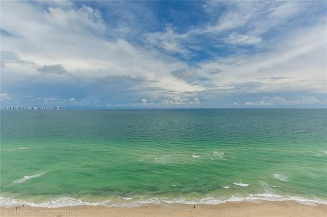 18671 Collins Ave #1901, Sunny Isles Beach, FL 33160 (MLS #A11105280) :: CENTURY 21 World Connection