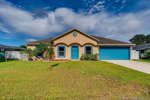 1107 SE Puritan Lane, Port Saint Lucie, FL 34983 (MLS #A11105315) :: ONE   Sotheby's International Realty