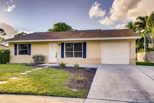 6311 Carthage Circle, Lake Worth, FL 33463 (MLS #A11105316) :: All Florida Home Team