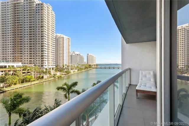 465 SE Brickell Ave #618, Miami, FL 33131 (MLS #A11105320) :: Green Realty Properties