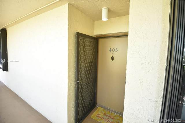 100 NW 76th Ave 403-2, Plantation, FL 33324 (MLS #A11105459) :: The Teri Arbogast Team at Keller Williams Partners SW