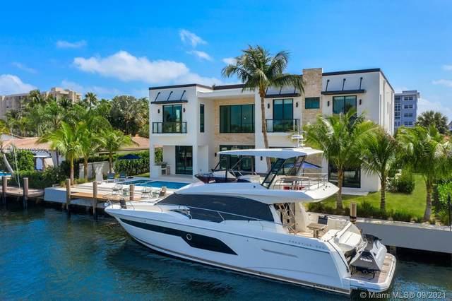 Fort Lauderdale, FL 33306 :: Berkshire Hathaway HomeServices EWM Realty