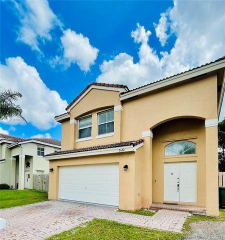 6678 Saltaire Ter, Margate, FL 33063 (MLS #A11105516) :: Re/Max PowerPro Realty
