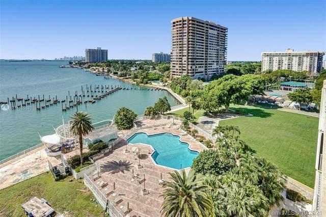 11111 Biscayne Blvd #910, Miami, FL 33181 (MLS #A11105571) :: Castelli Real Estate Services