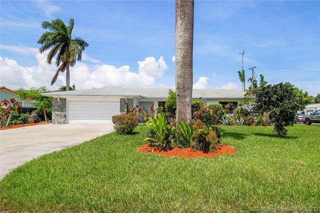 1405 NW 203rd St, Miami Gardens, FL 33169 (MLS #A11105596) :: All Florida Home Team
