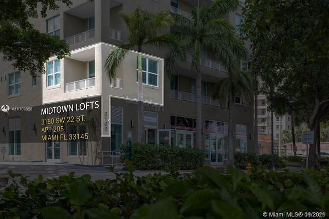 3180 SW 22nd Ter #205, Miami, FL 33145 (MLS #A11105628) :: Green Realty Properties