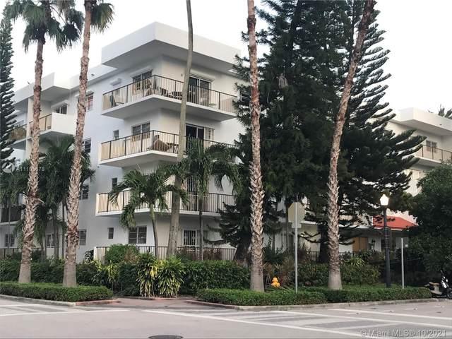 855 Euclid Ave #305, Miami Beach, FL 33139 (MLS #A11105678) :: The MPH Team