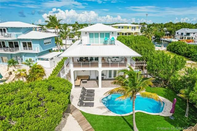 803 Bonito Ln, Key Largo, FL 33037 (MLS #A11105714) :: Castelli Real Estate Services