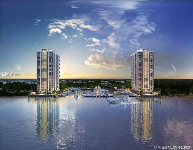 17301 Biscayne Blvd 805N, North Miami Beach, FL 33160 (MLS #A11105795) :: Castelli Real Estate Services