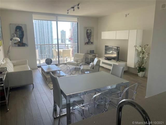 999 SW 1st Ave #2817, Miami, FL 33130 (MLS #A11105842) :: Berkshire Hathaway HomeServices EWM Realty