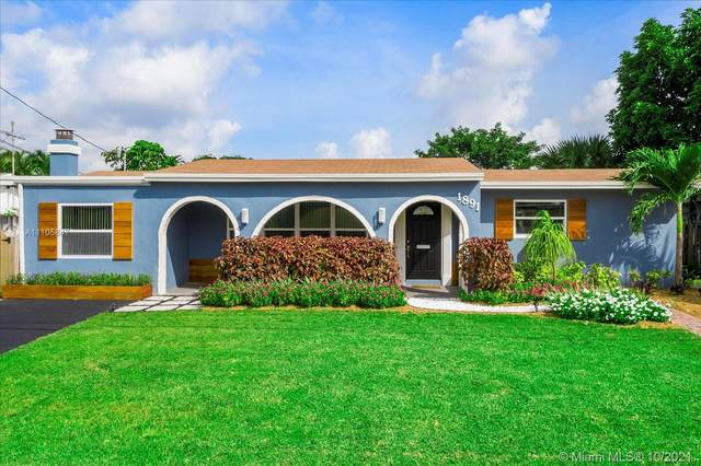 1891 NW 31st Ct, Oakland Park, FL 33309 (MLS #A11105847) :: Re/Max PowerPro Realty