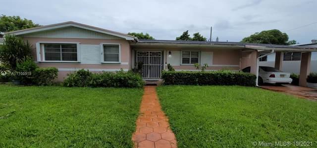 420 East Dr, North Miami Beach, FL 33162 (#A11105915) :: Posh Properties