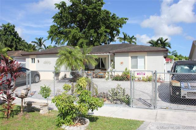 20919 SW 126 CT, Miami, FL 33177 (MLS #A11105926) :: Re/Max PowerPro Realty