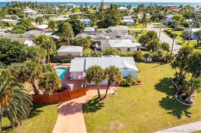 206 Fernandina St, Fort Pierce, FL 34949 (MLS #A11105958) :: The Pearl Realty Group