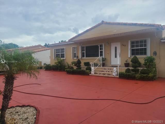 340 W 64th St, Hialeah, FL 33012 (MLS #A11106019) :: Re/Max PowerPro Realty