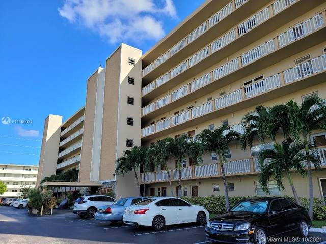 319 NE 14th Ave #404, Hallandale Beach, FL 33009 (MLS #A11106024) :: GK Realty Group LLC