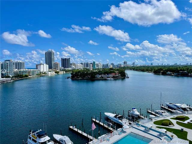 900 Bay Dr #1004, Miami Beach, FL 33141 (MLS #A11106056) :: Onepath Realty - The Luis Andrew Group