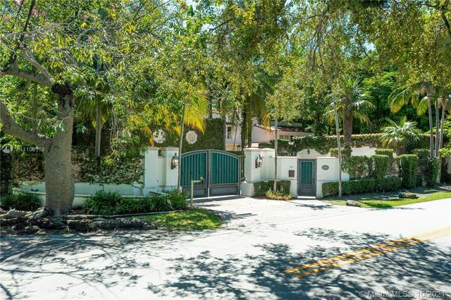 2100 Tigertail Ave, Miami, FL 33133 (MLS #A11106119) :: The Pearl Realty Group