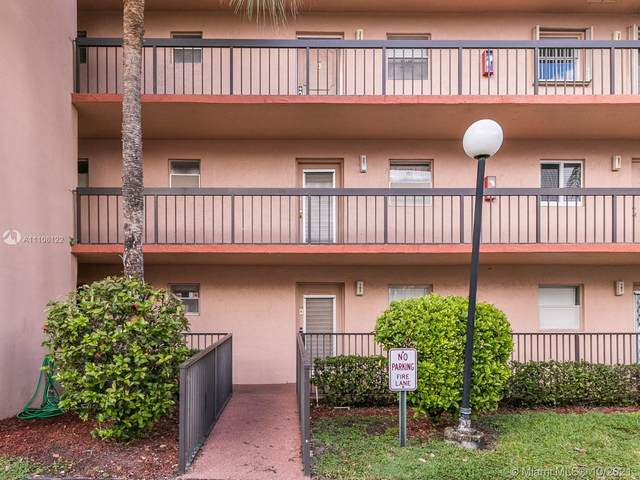 3100 Holiday Springs Blvd #202, Margate, FL 33063 (MLS #A11106122) :: Re/Max PowerPro Realty