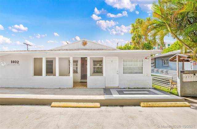 1032 SW 29th Ave, Miami, FL 33135 (MLS #A11106146) :: Green Realty Properties