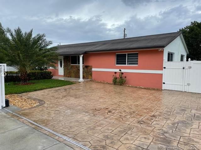 16231 NW 37th Pl, Miami Gardens, FL 33054 (MLS #A11106178) :: Rivas Vargas Group