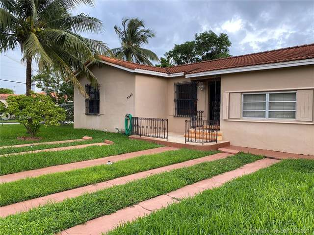 3880 NW 2nd St, Miami, FL 33126 (MLS #A11106238) :: Onepath Realty - The Luis Andrew Group
