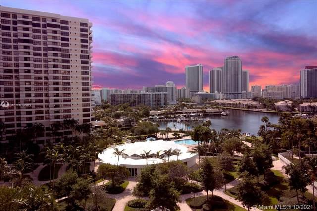 600 Three Islands Blvd #1416, Hallandale Beach, FL 33009 (MLS #A11106302) :: Green Realty Properties