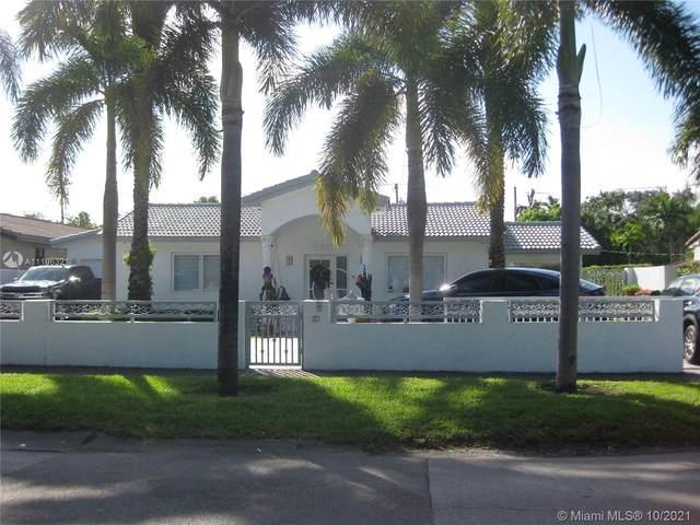 580 East Dr, Miami Springs, FL 33166 (MLS #A11106321) :: Rivas Vargas Group