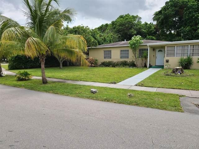 16850 NE 8th Ave, North Miami Beach, FL 33162 (#A11106362) :: Posh Properties