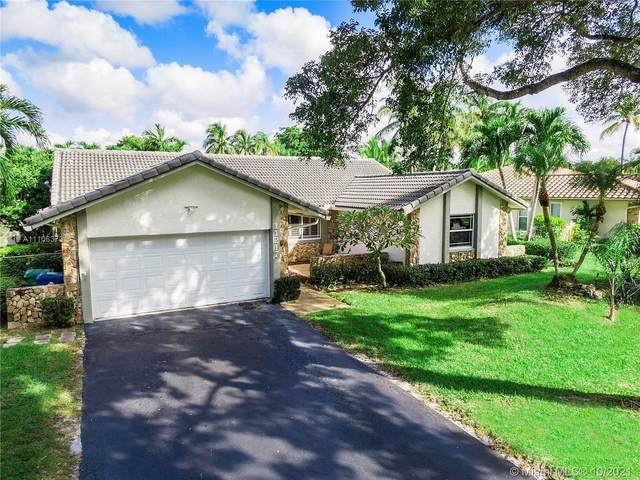 11217 NW 12th Ct, Coral Springs, FL 33071 (MLS #A11106373) :: Re/Max PowerPro Realty