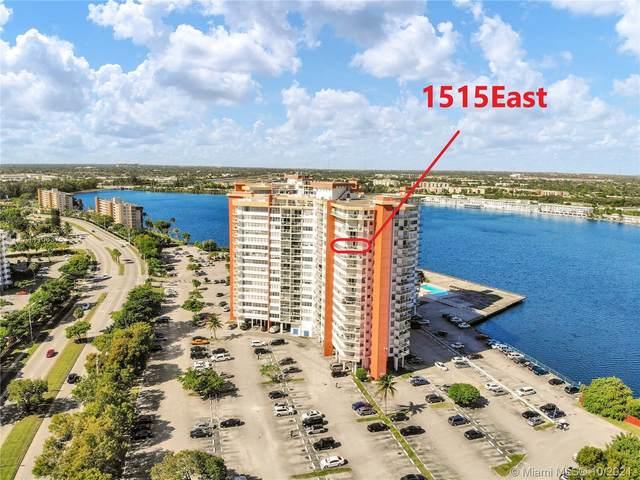 1351 NE Miami Gardens Dr 1515E, Miami, FL 33179 (MLS #A11106375) :: Castelli Real Estate Services