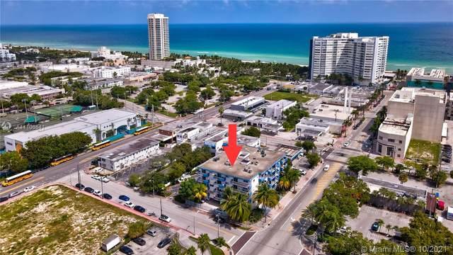 7101 Byron Ave #501, Miami Beach, FL 33141 (MLS #A11106541) :: Green Realty Properties