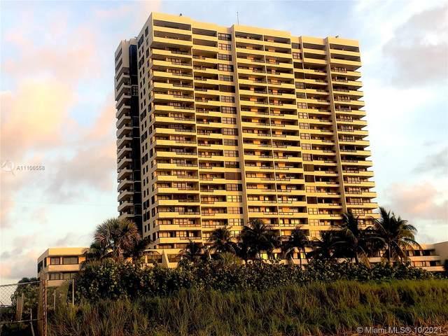 2555 Collins Ave #504, Miami Beach, FL 33140 (MLS #A11106558) :: Castelli Real Estate Services
