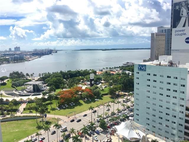 244 Biscayne Blvd #2107, Miami, FL 33132 (MLS #A11106614) :: Castelli Real Estate Services